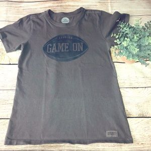 🏈 Like 🆕 Life is good T-shirt !